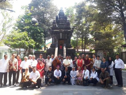 Kunjungan Tokoh Agama dari Myanmar